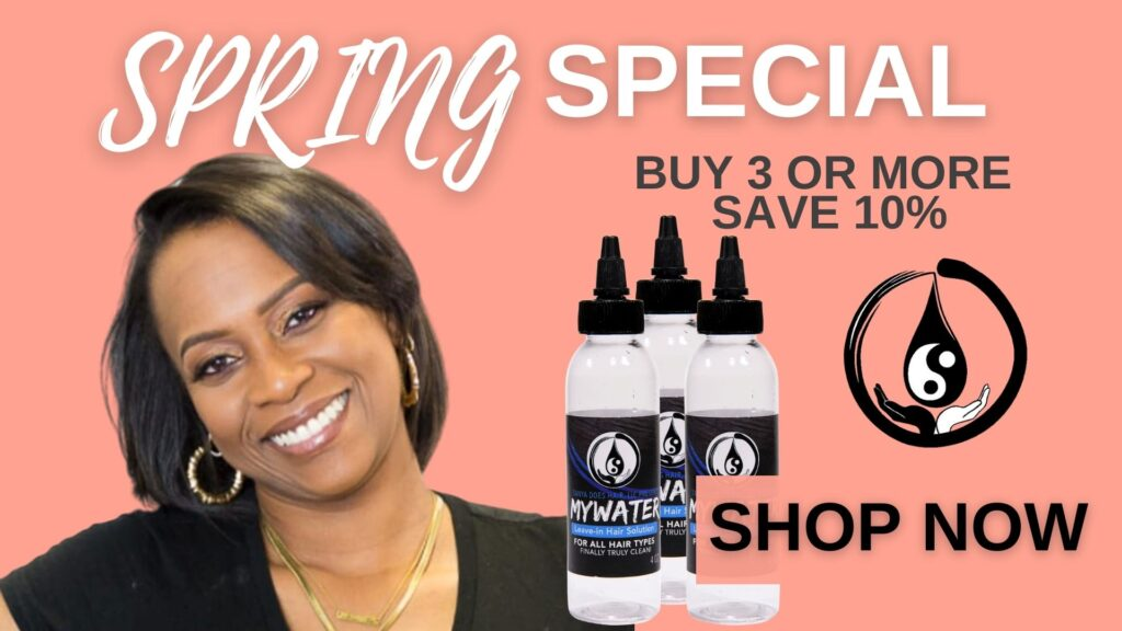 MYWater Spring 2021 Specials