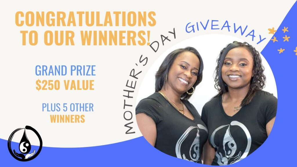 Mothers Day Giveaway Winners